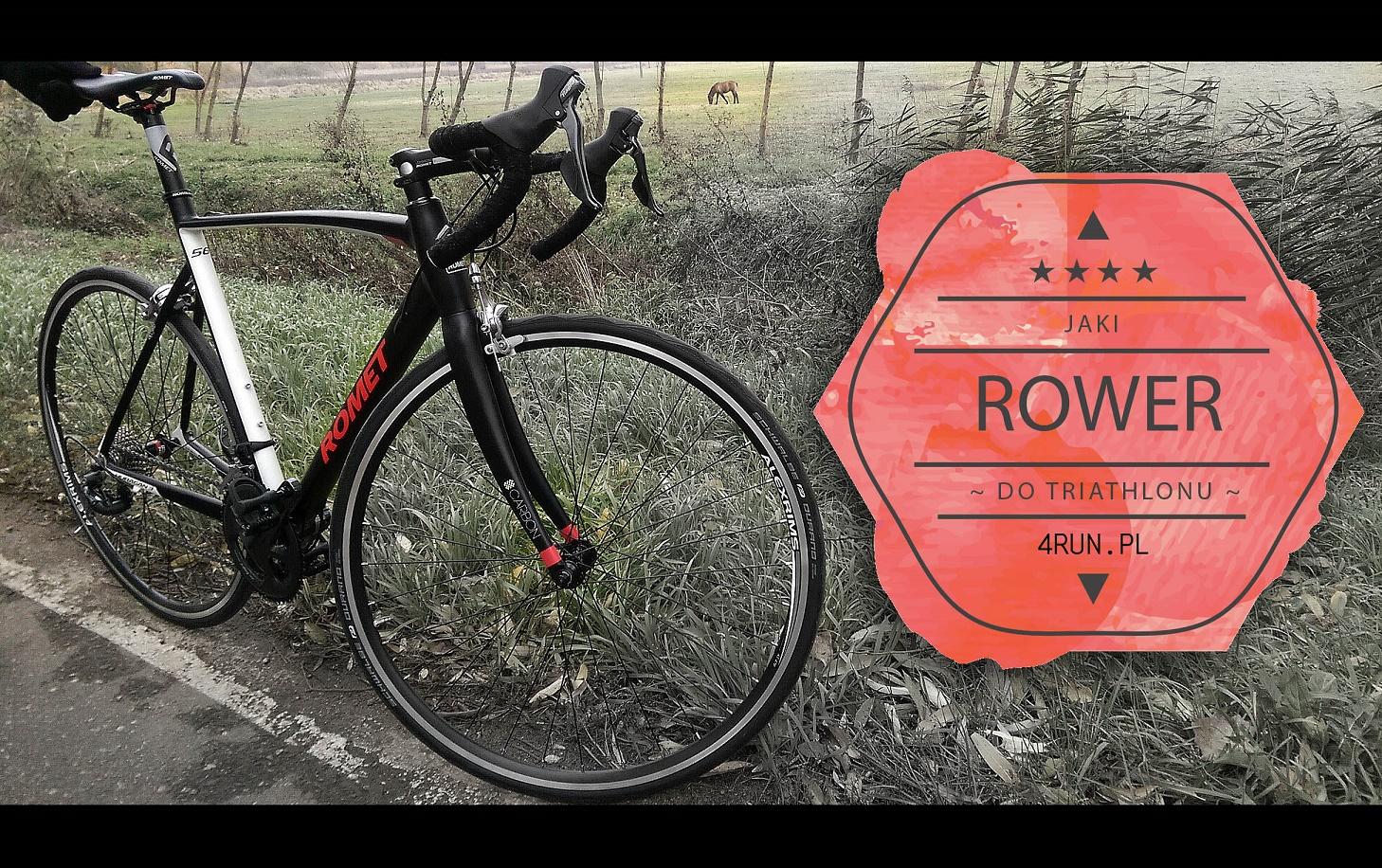 Jaki rower szosowy do triathlonu wybrać