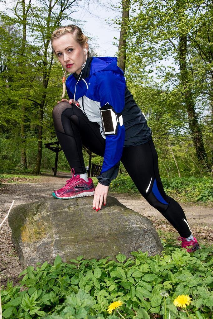 Buty do biegania Brooks Glycerin 13 Opinia test running shoes (1)