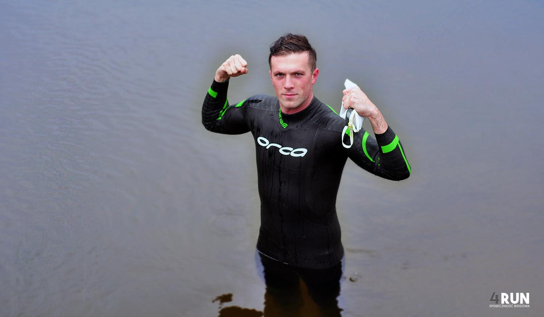 Jak dobrze wybrać piankę do triathlonu? Pianki Orca Sonar