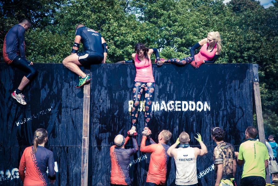 Runmageddon Gdynia 2016 Rekrut zdjęcia (1)