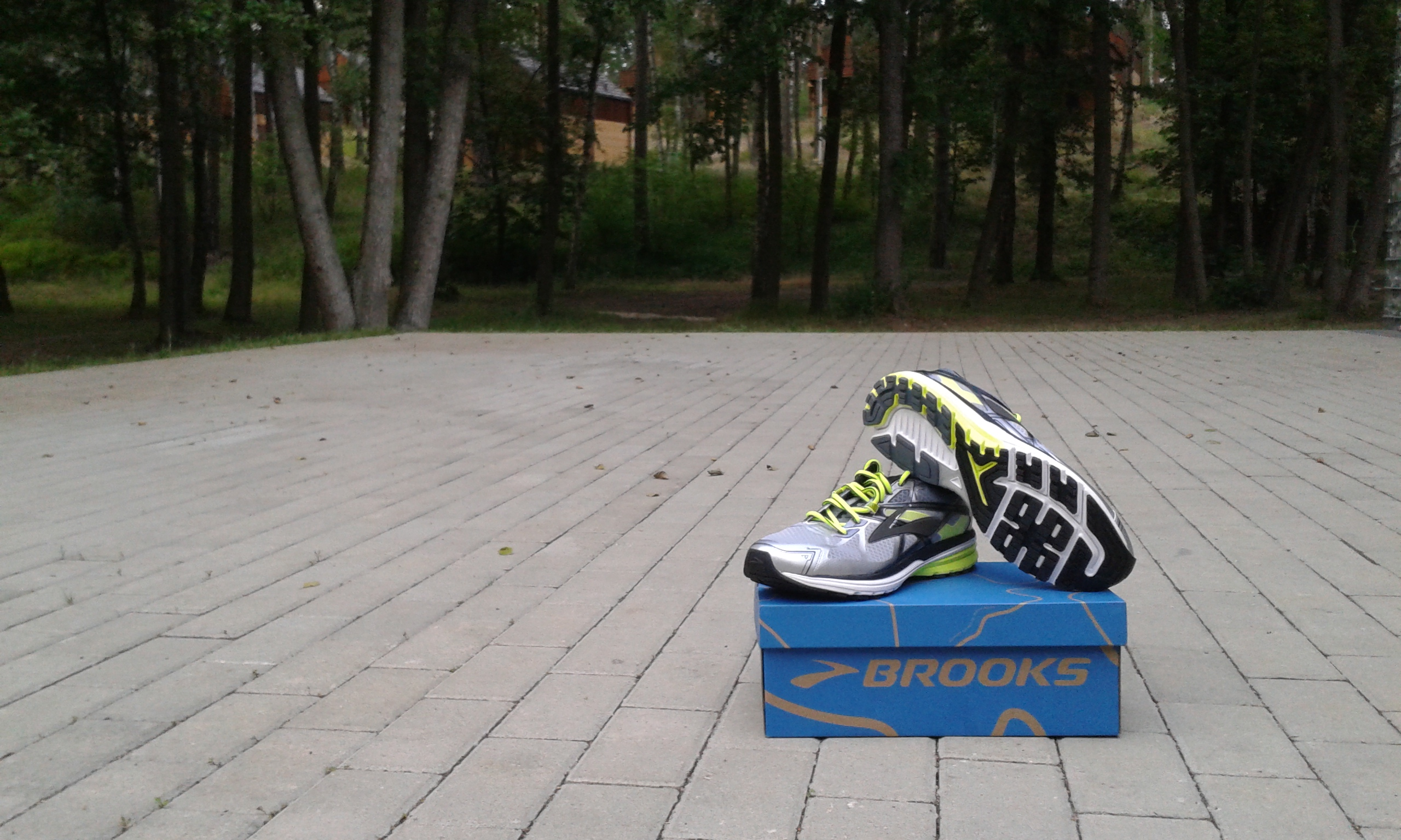 brooks ravenna 7 opinia test cena