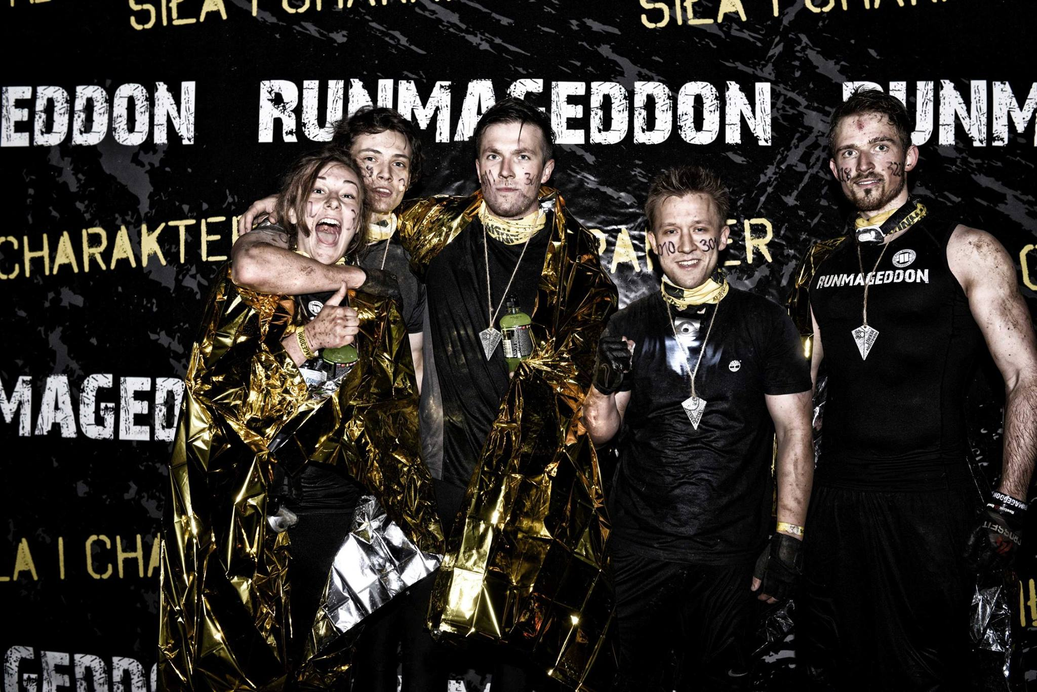 4RUN Team Warszawa na Runmageddonie Modlin 2016