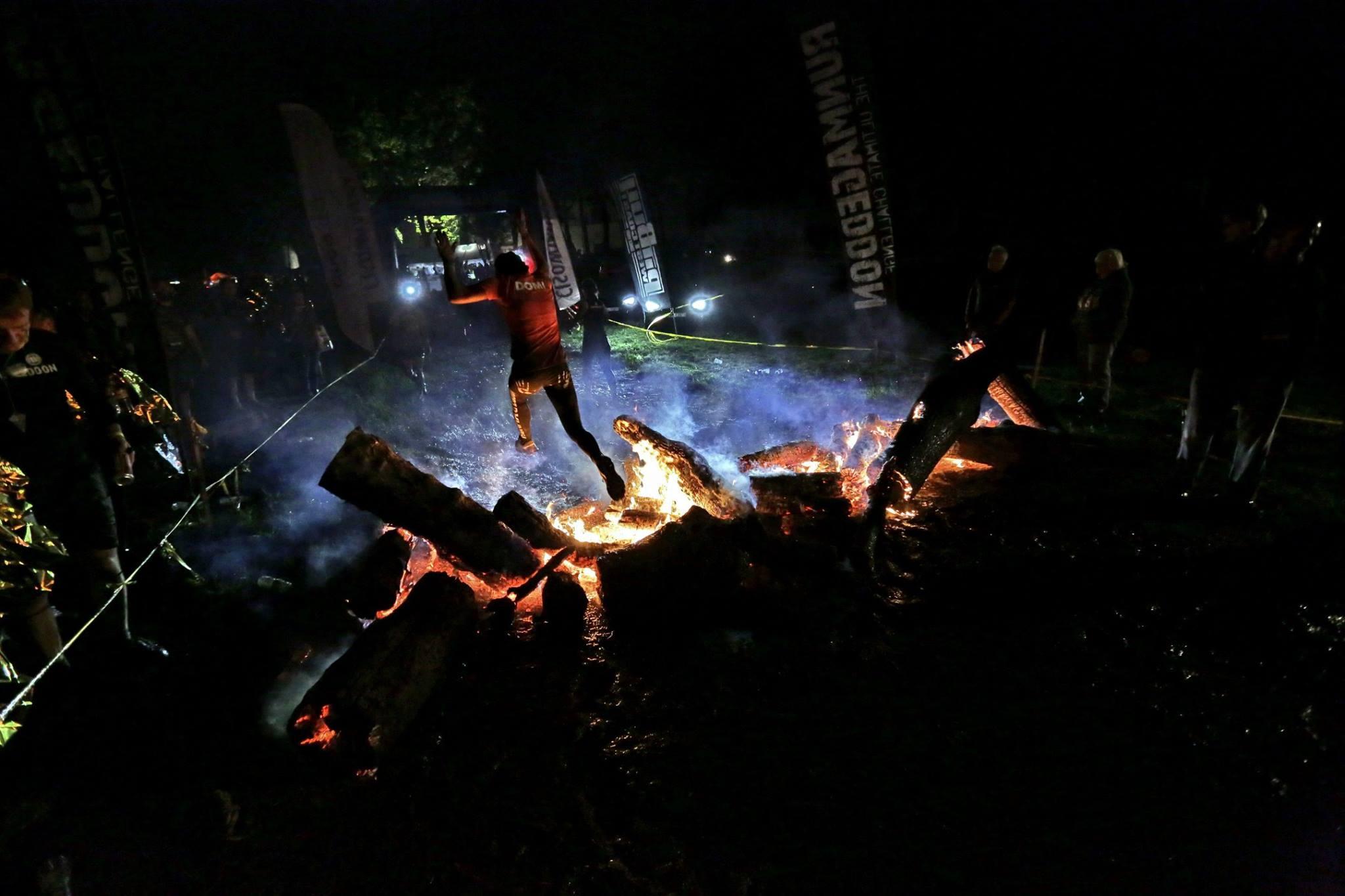 Runmageddon Rekrut Nocny Modlin 2016 zdjęcia, foto (5)