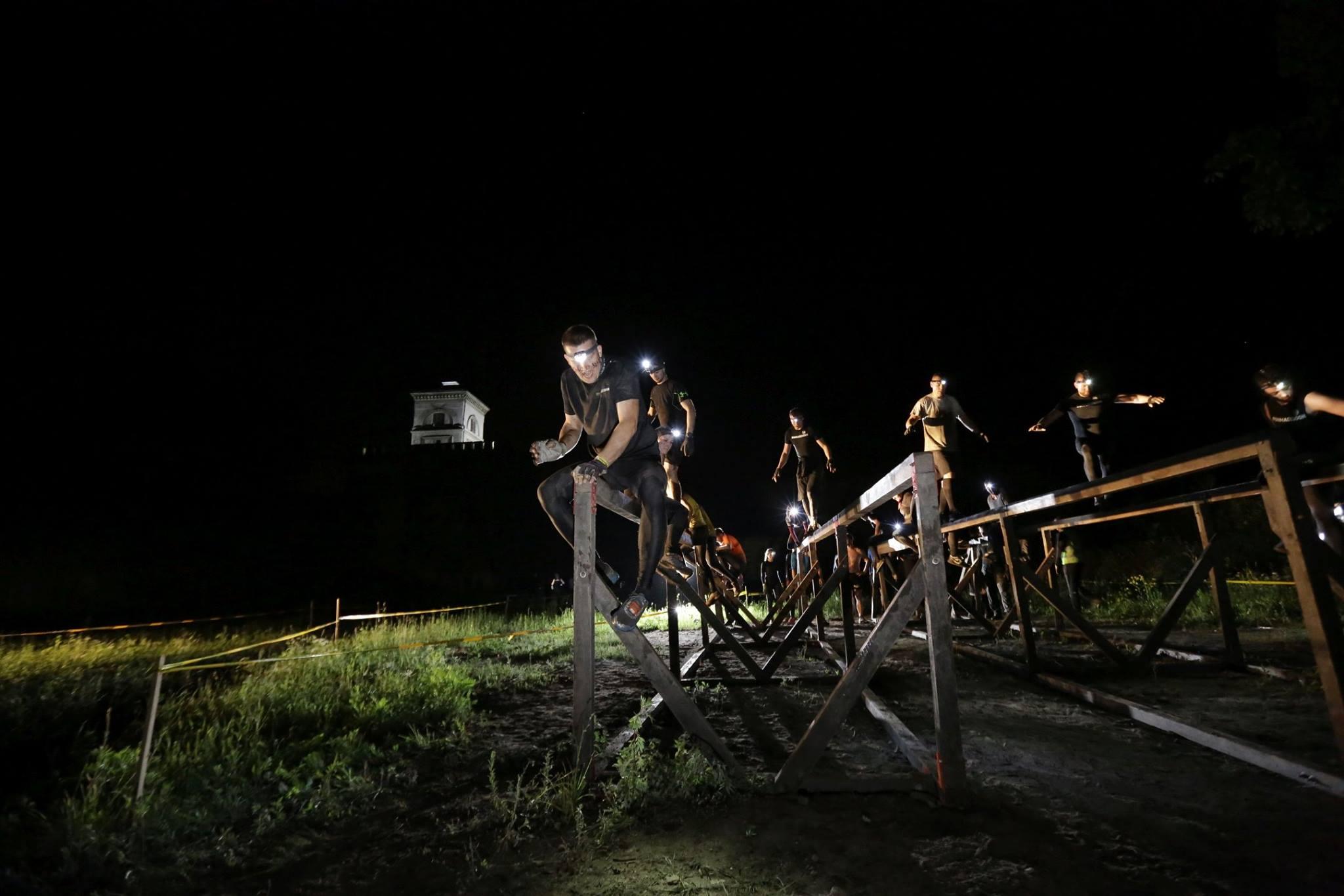 Runmageddon Rekrut Nocny Modlin 2016 zdjęcia, foto (8)