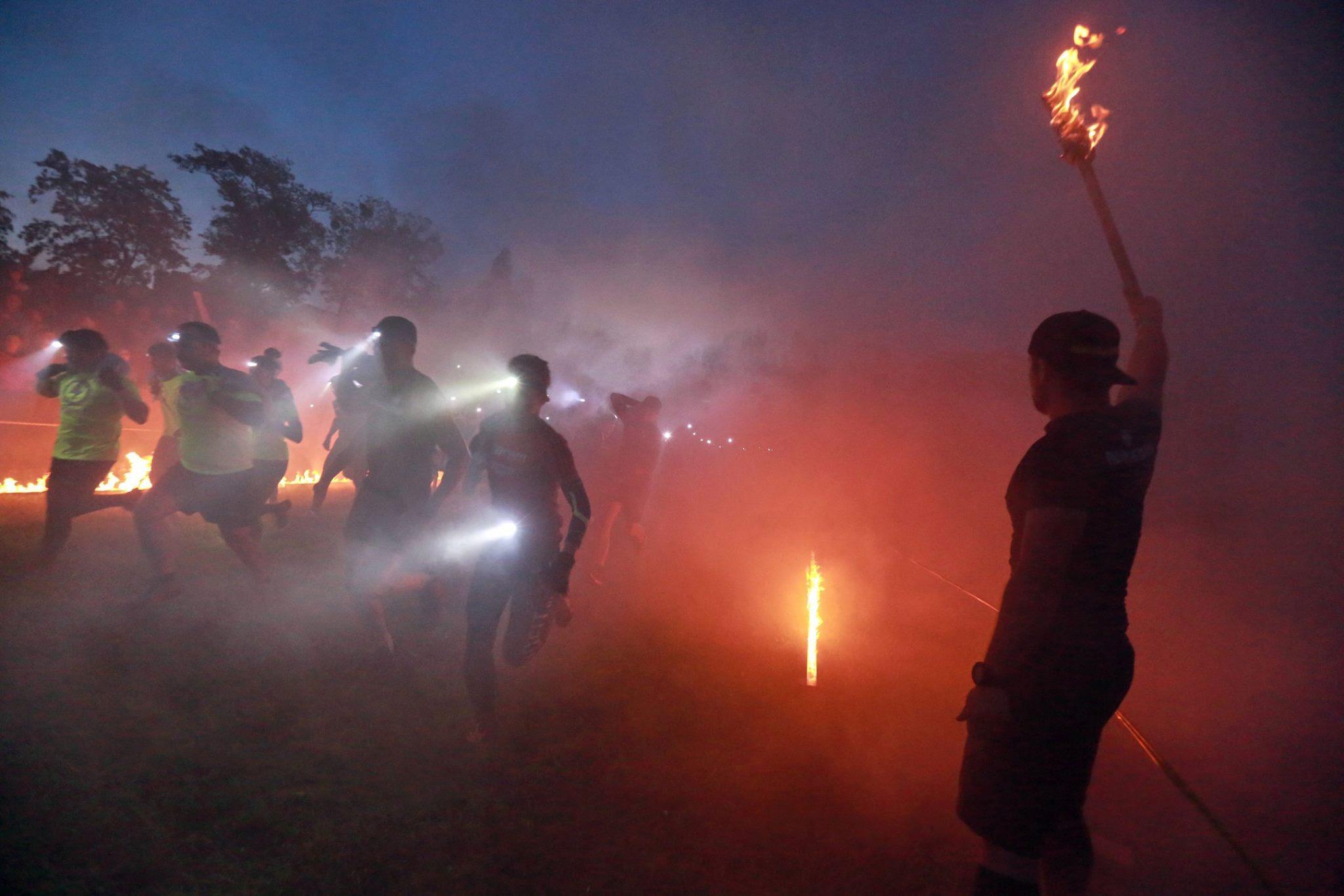 Runmageddon Rekrut Nocny Modlin 2016 zdjęcia, foto (9)