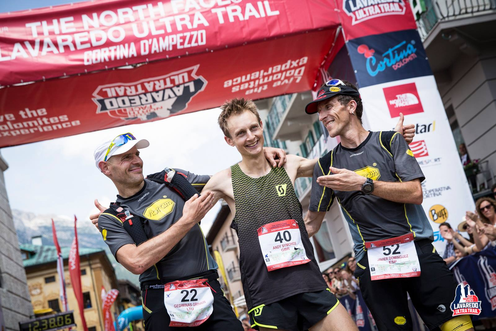 Foto: The North Face Lavaredo Ultra Trail