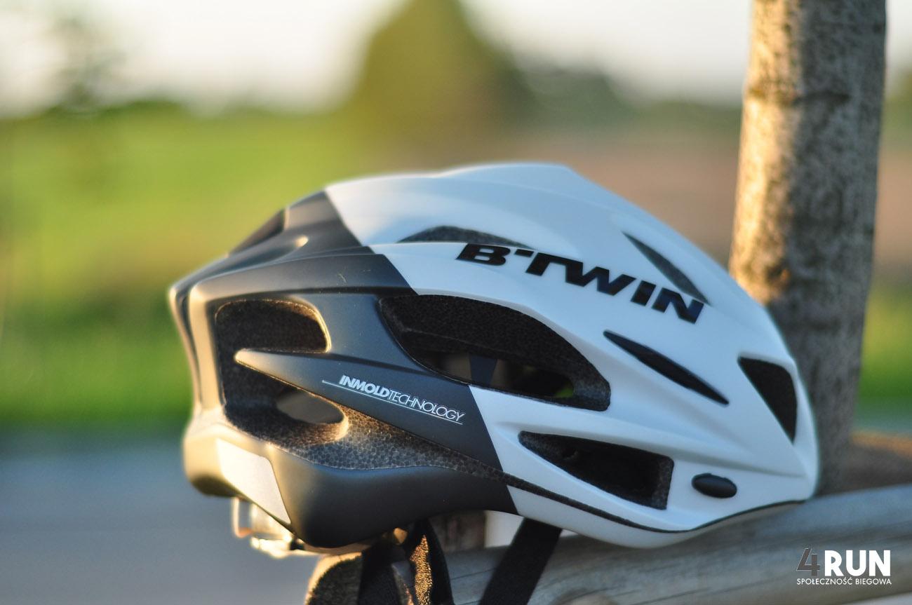 Kask rowerowy szosowy decathlon btwin 700 (5)