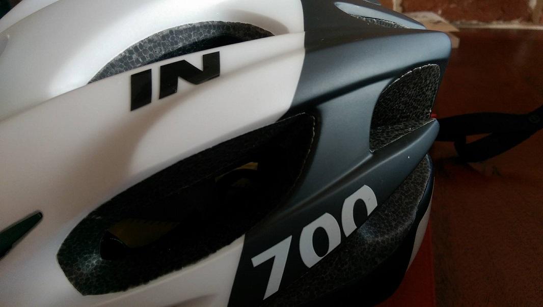 kask rowerowy btwin 700 test