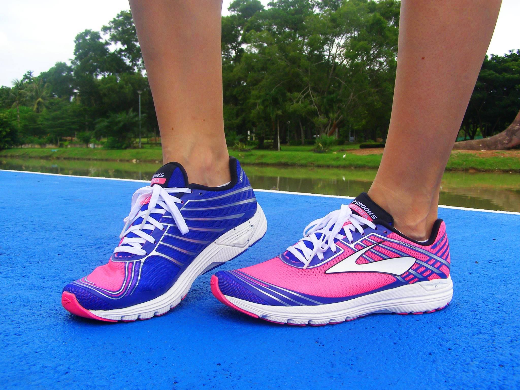 brooks asteria szybkie buty do biegania test opinia