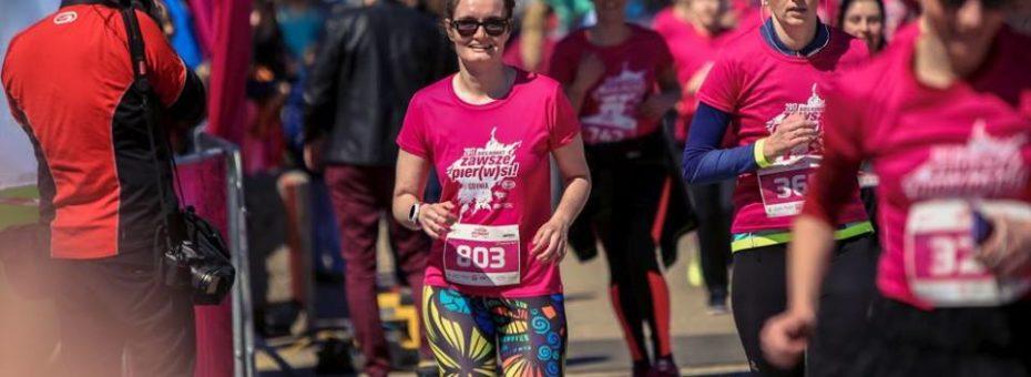 bieg kobiet w Gdyni