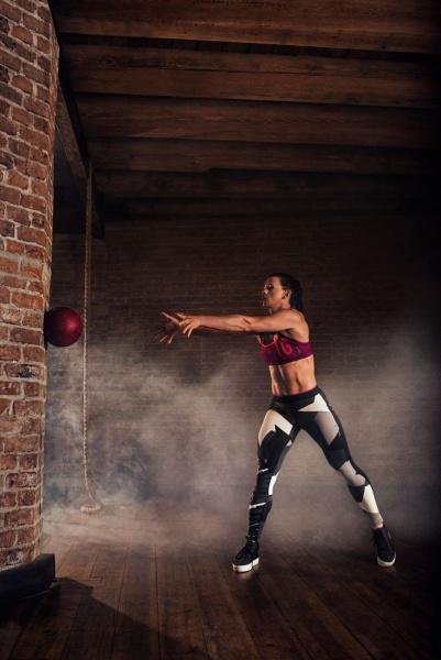 Wśród nich znalazła się ambasadorka marki Reebok – mistrzyni świata UFC  Joanna Jędrzejczyk. A także  znana ze swojego ... b889d5a0013