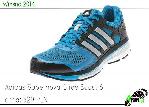 Buty do biegania: nowości wiosna 2014 4RUN